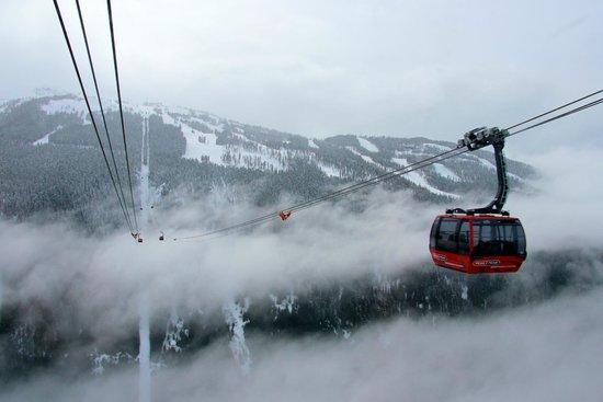 Télécabine PEAK 2 PEAK : Peak to Peal Gondola