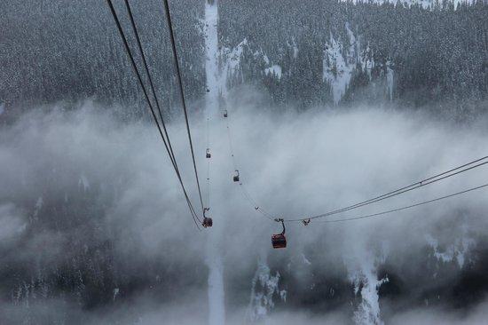 Télécabine PEAK 2 PEAK : Peak to Peak Gondola