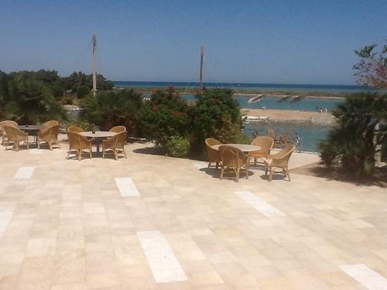 Sheraton Miramar Resort El Gouna: terras
