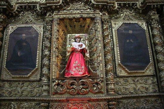 Templo de Santo Domingo: Side altar A