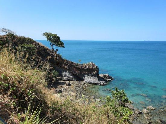 The Houben Hotel : Ein fantastischer Blick auf das Meer