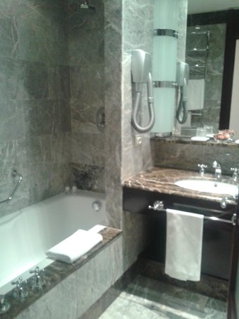 Hotel Principi di Piemonte : bagno