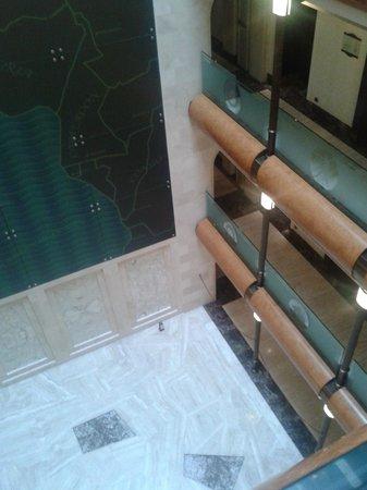 Hotel Principi di Piemonte: l'interno