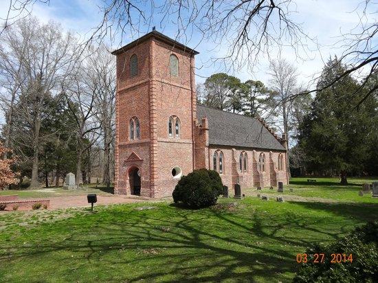 Historic St. Luke's Church: St. Luke's Church