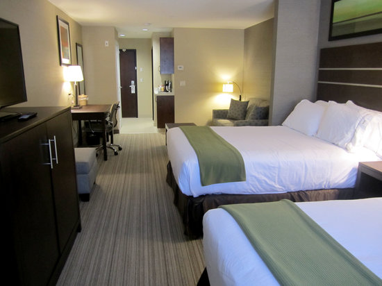 Holiday Inn Express Golden : Double Suite