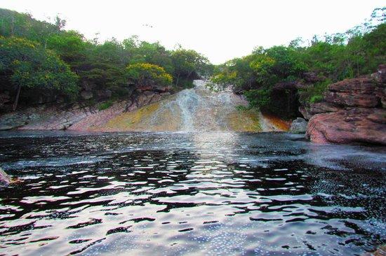 Ribeirao do Meio: Poço do Ribeirão do Meio