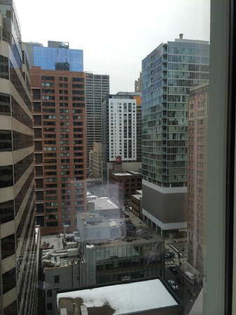 Hyatt Centric Chicago Magnificent Mile: Awesome View of the Mile