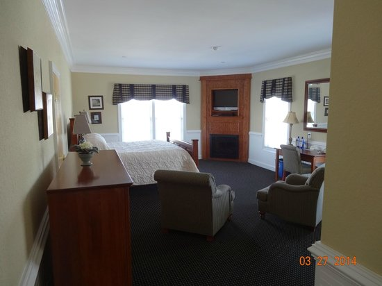 Smithfield Station: Deluxe Lodge Junior Suite