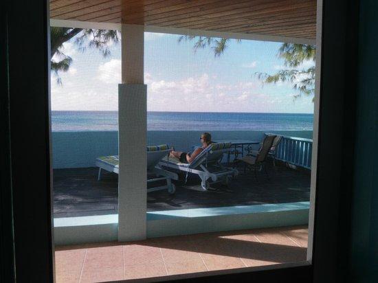 Salt Cay: Relaxing