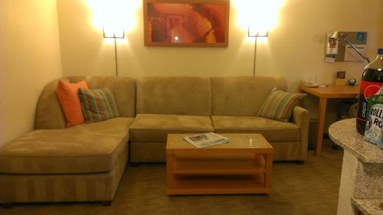 Hyatt House Dallas/Uptown: 'Living area'
