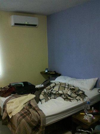 Tecozautla, Mexico: camas