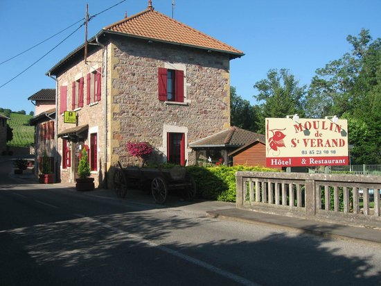 Le Moulin de Saint Verand