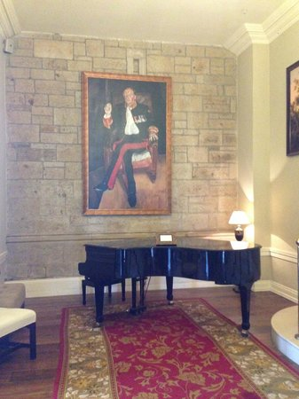 Lough Eske Castle, a Solis Hotel & Spa: Bar/Dining Area