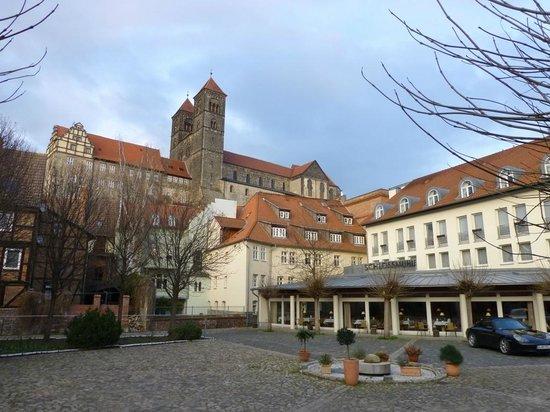 BEST WESTERN Hotel Schlossmühle: Direkt am Schloß