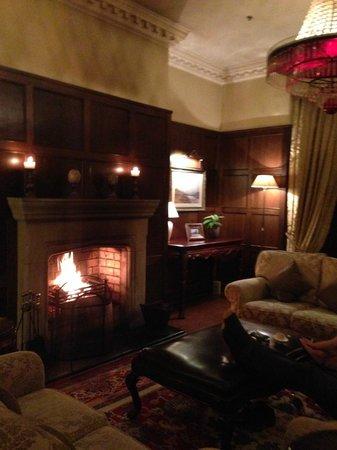 Lough Eske Castle, a Solis Hotel & Spa : Lounge
