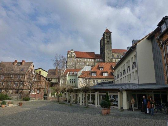 BEST WESTERN Hotel Schlossmühle: Am Rande der Altstadt