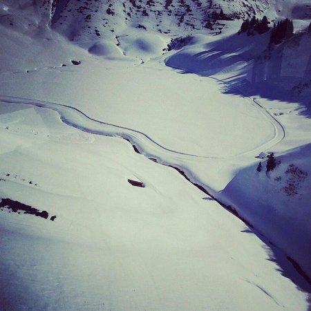 Ski Arlberg: Warth