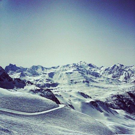 Ski Arlberg: Zur bowl