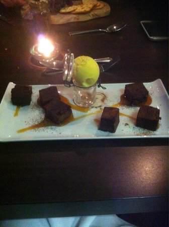 Hallmark Hotel Hull: Dessert