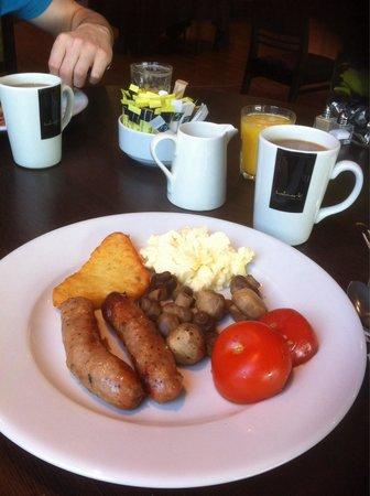 Hallmark Hotel Hull: Breakfast