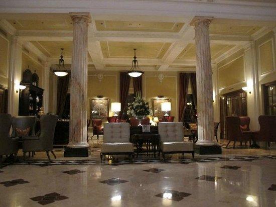 Taj Cape Town: Hall