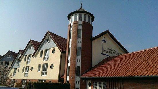 Hotel Am Medemufer: Aussichtsturm