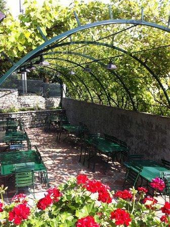 La Brea: Giardino esterno