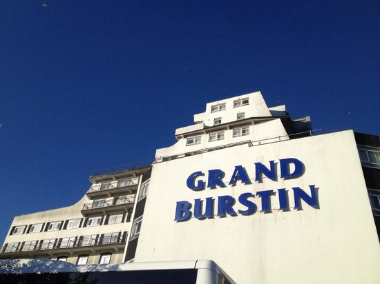 Grand Burstin Hotel: Hotel