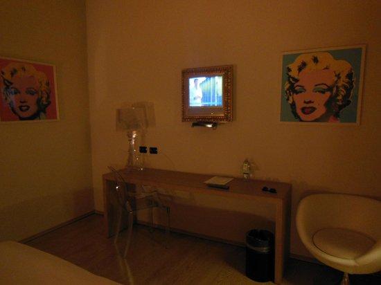 Park Motel & Hotel La Selva: La chambre