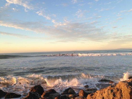 Ventura Beach Marriott : From my morning jog