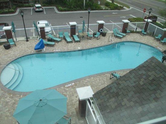 Residence Inn Amelia Island: Pool