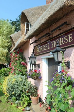 The Sorrel Horse