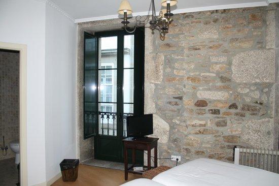 Hotel Gastronómico Arco de Mazarelos: Habitación doble