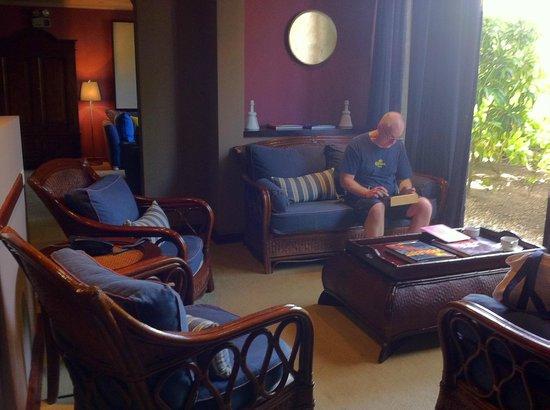 Paradisus Punta Cana Resort : RS lounge