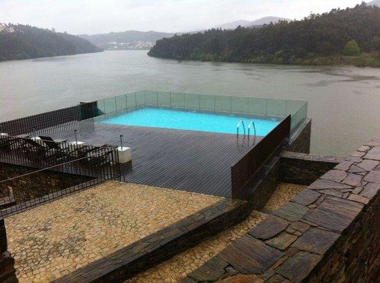 Rio Douro Hotel & Spa: Vistas desde la habitación