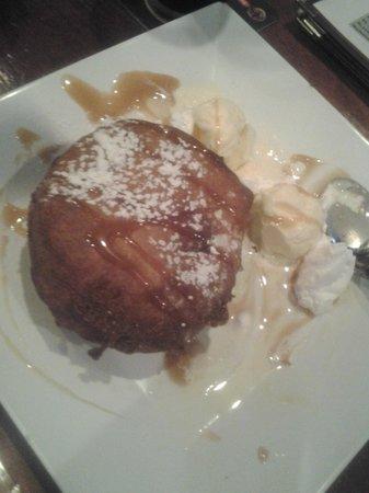 Andaz Savannah: Fried Moon Pie from The Distillery