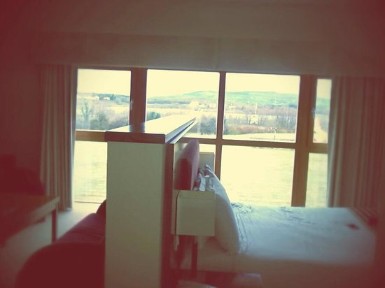 Lough Allen Hotel & Spa: Room view
