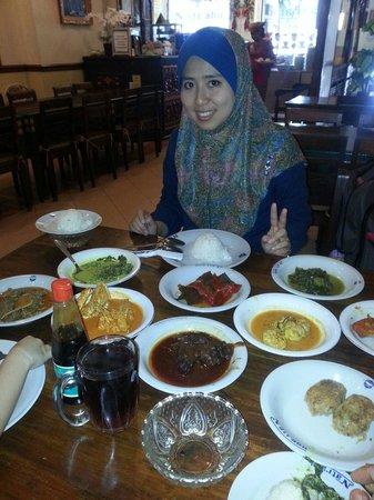 Natrabu Minang Restaurant: Best Nasi Padang @ Jakarta Pusat