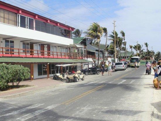 Decameron San Luis: frente de lhotel