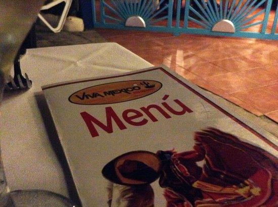 Viva Wyndham Tangerine : Mexican restaurant