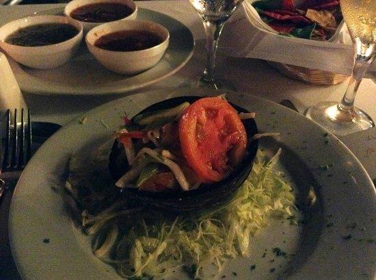 Viva Wyndham Tangerine : Dinner at mexican restaurant
