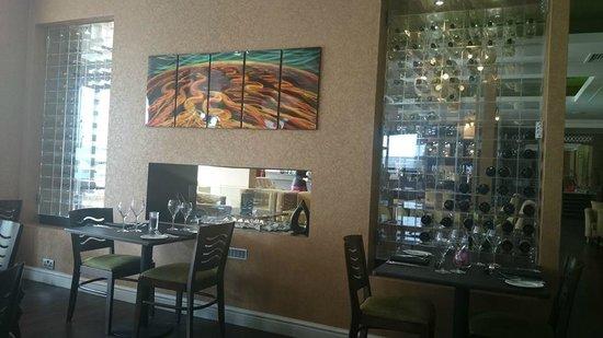 Mercure Milton Keynes Abbey Hill: Dinning area