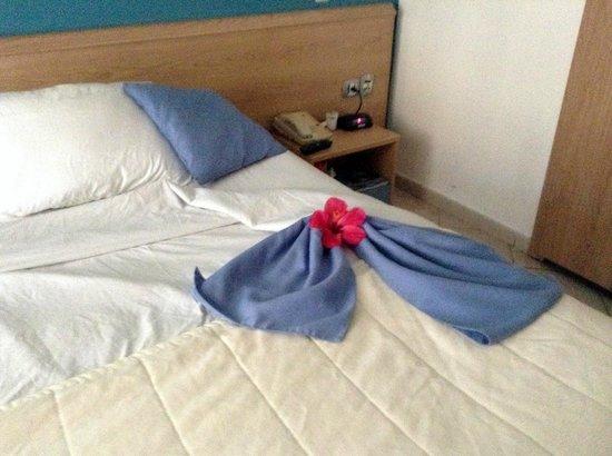 Viva Wyndham Tangerine : Bed