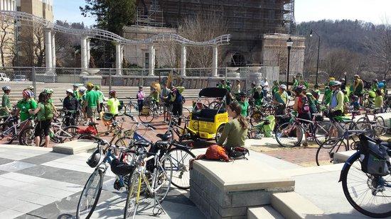 Asheville Bike Taxi