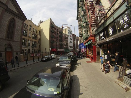 Real New York Tours : China Town