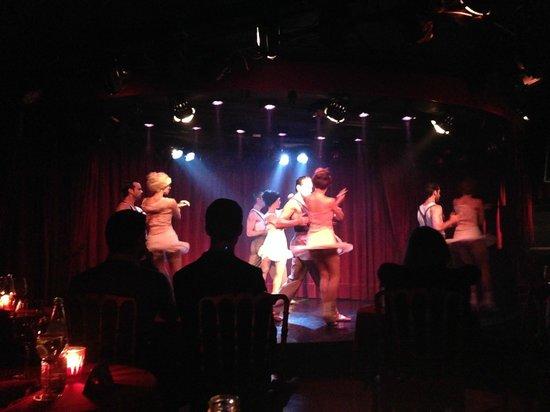 Rojo Tango: Excelent Performance