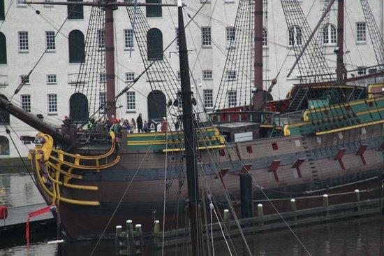 Het Scheepvaartmuseum: Vascello
