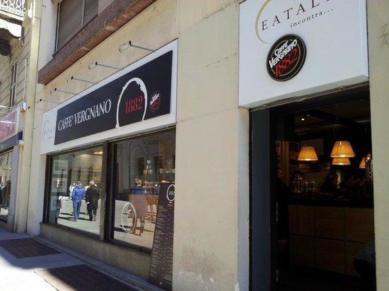 Eataly Lingotto: Anche il caffè