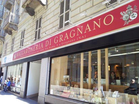 Eataly Lingotto: Ingresso da Via Lagrange