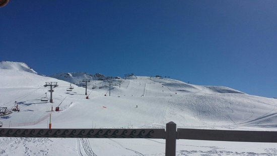Langley Hotel Tignes 2100 : Sunny day